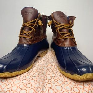Sperry - Women's Saltwater Duck Boot